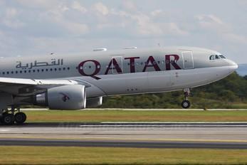 A7-ACG - Qatar Airways Airbus A330-200