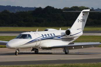 D-CEFA - Private Cessna 525C Citation CJ4