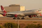 G-VOGE - Virgin Atlantic Airbus A340-600 aircraft