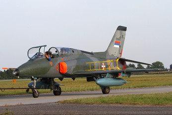 23645 - Serbia - Air Force Soko G-4 Super Galeb