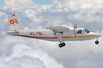 PZ-TBL - Gum Air Britten-Norman BN-2 Islander