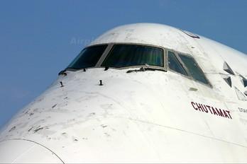 HS-TGE - Thai Airways Boeing 747-300
