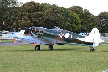 LZ844 - Private Supermarine Spitfire LF.Vc