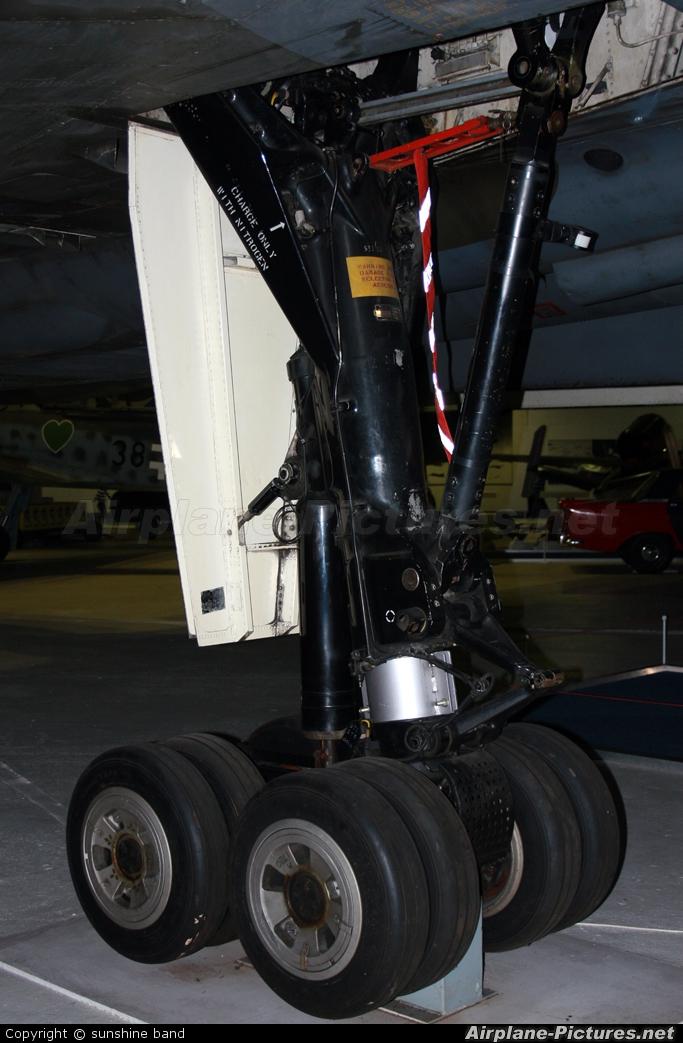 Royal Air Force XL318 aircraft at Hendon - RAF Museum