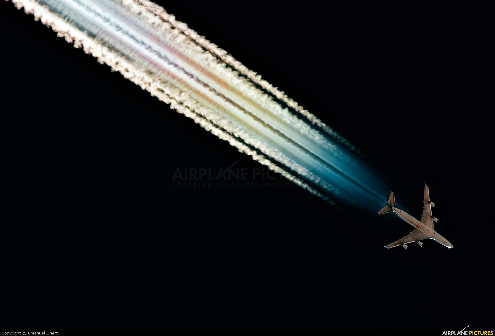 KLM - aircraft at In Flight - International