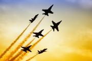 163451 - USA - Navy : Blue Angels McDonnell Douglas F/A-18A Hornet aircraft