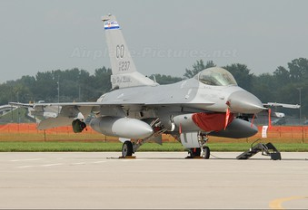 87-0237 - USA - Air Force General Dynamics F-16C Fighting Falcon