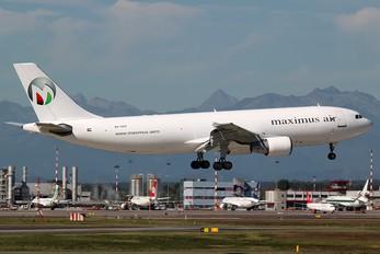 A6-HAZ - Maximus Air Cargo Airbus A300F