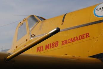 SP-ZWO - EADS - Agroaviation Services PZL M-18 Dromader