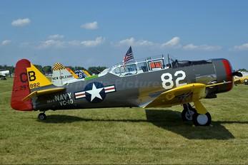 N3637F - Private North American Harvard/Texan (AT-6, 16, SNJ series)