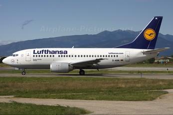 D-ABIK - Lufthansa Boeing 737-500