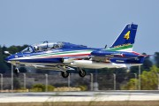 "MM54482 - Italy - Air Force ""Frecce Tricolori"" Aermacchi MB-339-A/PAN aircraft"