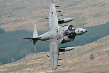 ZG859 - Royal Air Force British Aerospace Harrier GR.9