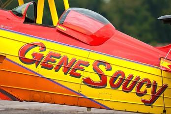 N7699 - Gene Soucy Airshows Grumman G-164 Ag-Cat