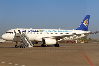 P4-WAS - Air Astana Airbus A320