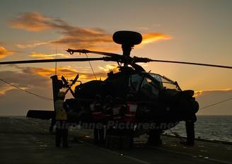 ZJ233 - British Army Westland Apache AH.1