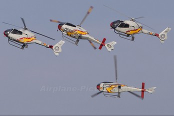 HE.25-6 - Spain - Air Force: Patrulla ASPA Eurocopter EC120B Colibri