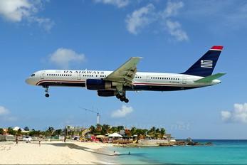 N917UW - US Airways Boeing 757-200