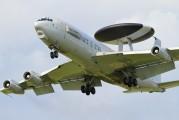 LX-N90444 - NATO Boeing E-3A Sentry aircraft