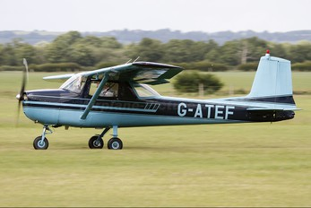 G-ATEF - Private Cessna 150