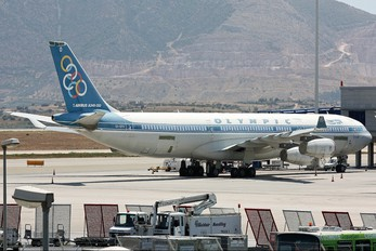 SX-DFD - Olympic Airlines Airbus A340-300