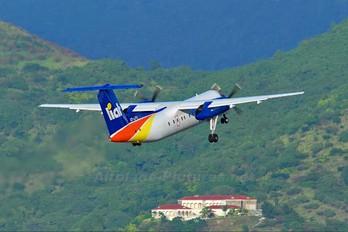 V2-LFV - LIAT de Havilland Canada DHC-8-300Q Dash 8