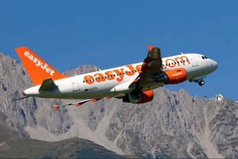 G-EZGL - easyJet Airbus A319