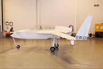 G-SKCI - Private Rutan VaryEze