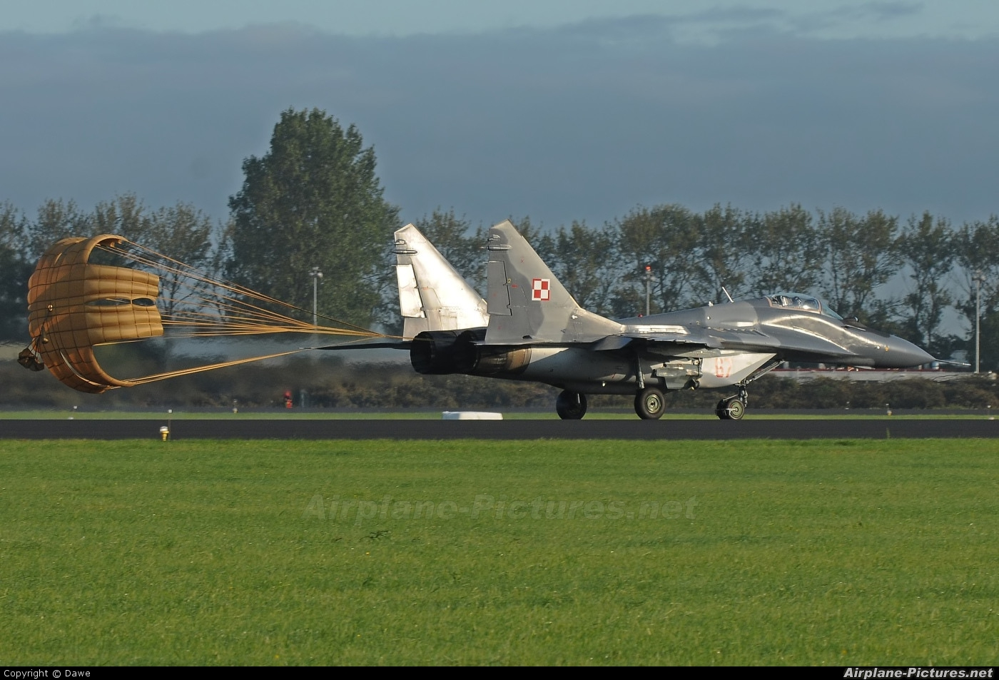 Poland - Air Force 67 aircraft at Leeuwarden
