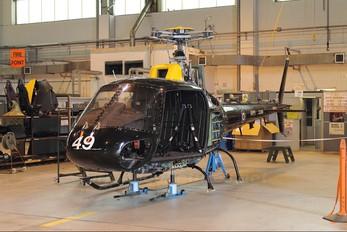 ZJ249 - British Army Aerospatiale AS350 Squirrel HT.1 & 2