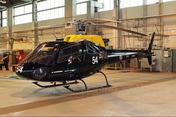ZJ254 - British Army Aerospatiale AS350 Squirrel HT.1 & 2