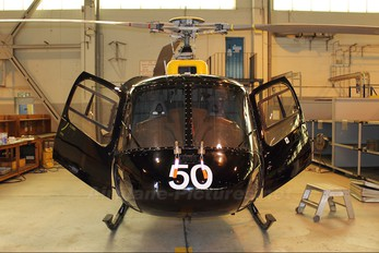 ZJ250 - British Army Aerospatiale AS350 Squirrel HT.1 & 2