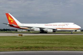 B-2437 - Yangtze River Express Boeing 747-400BCF, SF, BDSF