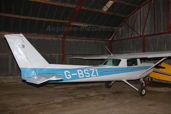 G-BSZI - Private Cessna 152