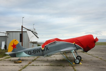 G-BWWX - Private Yakovlev Yak-50