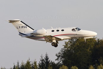 LX-RSQ - Luxembourg Air Rescue Cessna 510 Citation Mustang