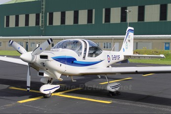 G-BYXF - Babcock Aerospace Grob G115 Tutor T.1 / Heron