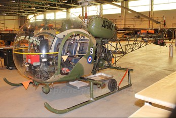 XT131 - UK - Army Historic Flight Westland Souix AH.1