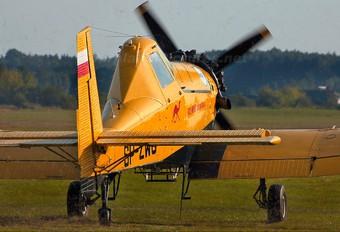 SP-ZWO - EADS - Agroaviation Services PZL M-18 Dromader