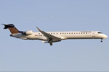 D-ACNK - Eurowings Canadair CL-600 CRJ-900