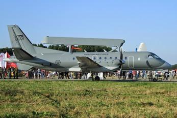 100003 - Sweden - Air Force SAAB S 100D Argus