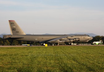 61-0008 - USA - Air Force Boeing B-52H Stratofortress