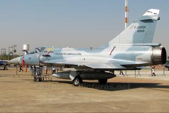 4949 - Brazil - Air Force Dassault Mirage F-2000C