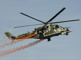 7354 - Czech - Air Force Mil Mi-24V