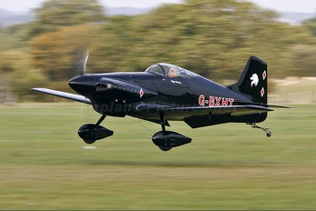 G-BXHT - Private Midget Mustang