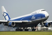 VP-BIK - Air Bridge Cargo Boeing 747-400F, ERF aircraft