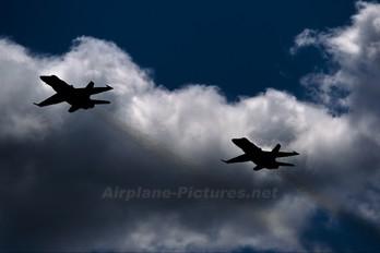 164687 - USA - Navy McDonnell Douglas F/A-18C Hornet