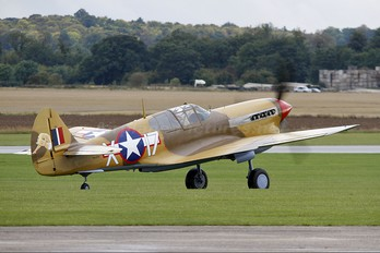 VH-PIV - Private Curtiss P-40F Warhawk