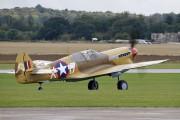 VH-PIV - Private Curtiss P-40F Warhawk aircraft