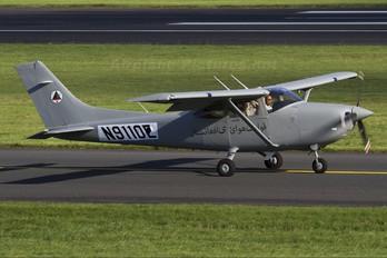 N9110E - Afghanistan - Air Force Cessna 182 Skylane (all models except RG)